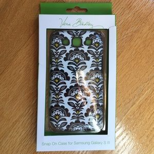 Vera Bradley Snap on Case for Samsung Galaxy S III